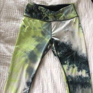 RBX Galaxy Tie Dye Capri Leggings